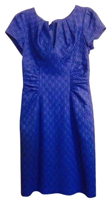 Preload https://item5.tradesy.com/images/adrianna-papell-blue-workoffice-dress-size-6-s-3674179-0-0.jpg?width=400&height=650