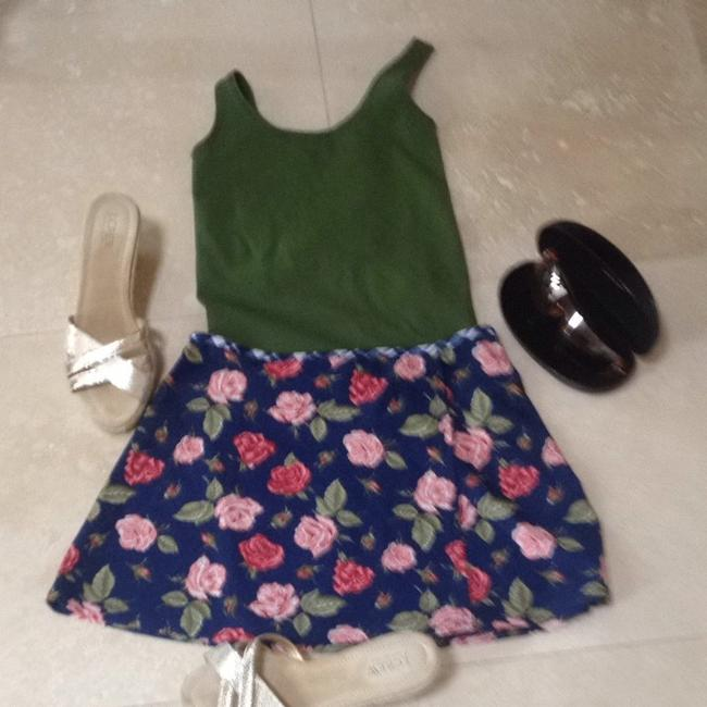 Pipel Cheery Floral Beach Skirt Image 1