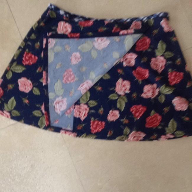 Pipel Cheery Floral Beach Skirt Image 2