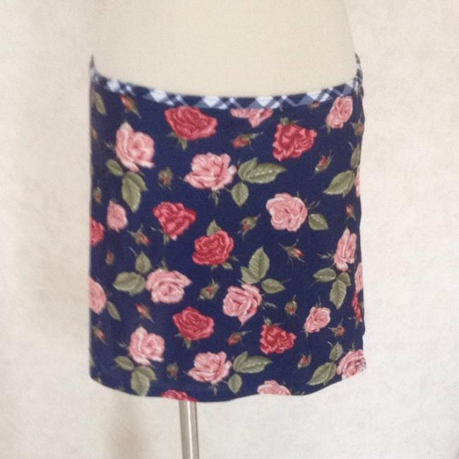 Pipel Cheery Floral Beach Skirt Image 5