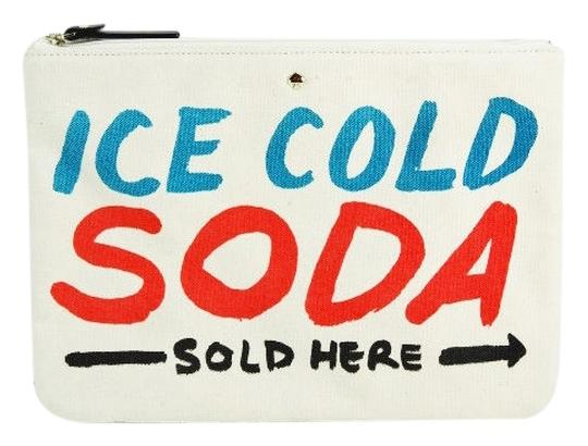 Kate Spade Kate Spade New York Gia South of Border - Ice Cold Soda Pouch NEW