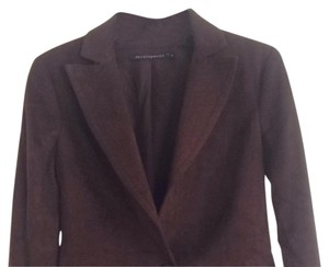 Development Chocolate Brown Blazer