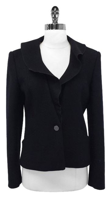 Preload https://item2.tradesy.com/images/valentino-black-wool-ruffle-blazer-size-6-s-3675361-0-0.jpg?width=400&height=650