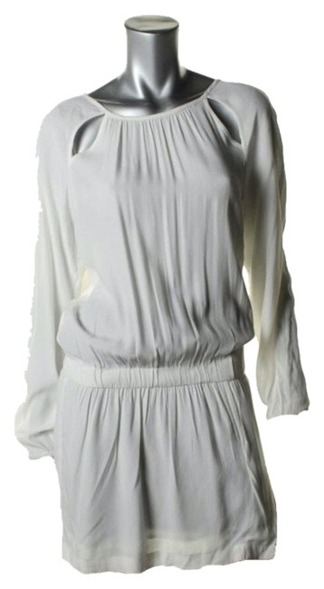 White Maxi Dress by Charles Henry