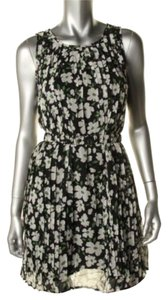 Joie short dress Black White on Tradesy