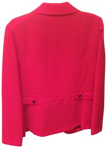 0 Degrees Red Suit Jacket Perceptions New York