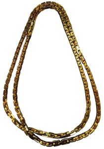 MONET Fashion Gold Necklace