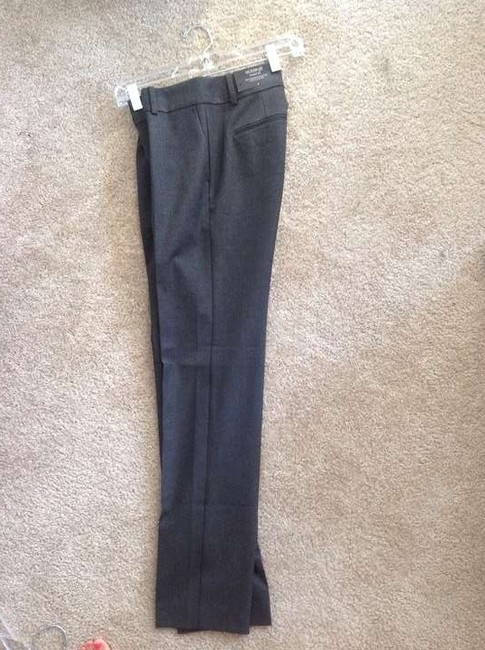 Ann Taylor All season stretch one button jacket with modern fit straight leg pants