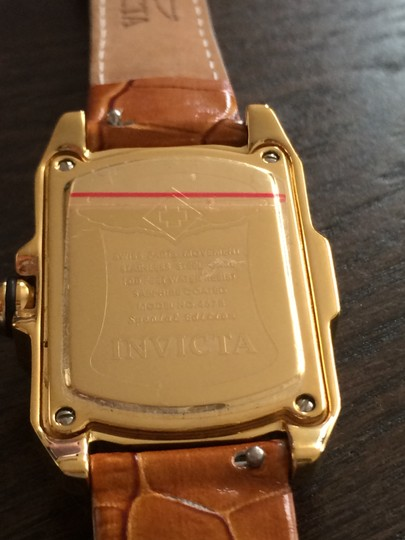 Invicta Invite Women's Gold-Tone, Mother of Pearl Dial, Baby Lupah Special Edition Watch