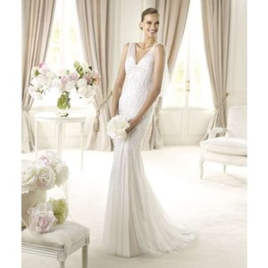 Pronovias Ugena Wedding Dress