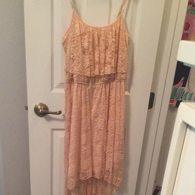 Peach Maxi Dress by Other