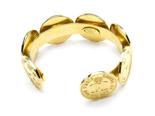Chanel Chanel Paris Cuff