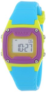 Freestyle Freestyle Unisex Sports Watch 102274 Yellow/Purple Digital