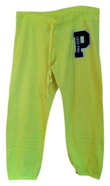 Item - Yellow Activewear Bottoms Size 12 (L, 32, 33)