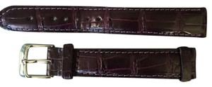 Michele 16mm Alligator Michele Watch Strap