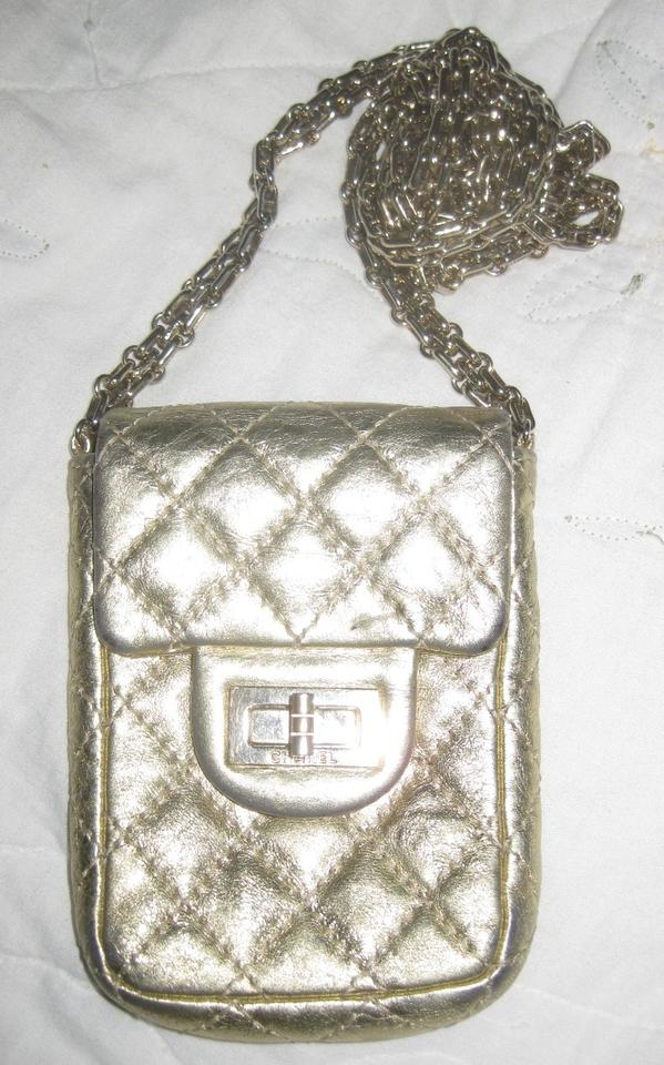 f256a026cd68 Chanel Woc Wallet Chain Mini Reissue Cross Body Bag Image 11.  123456789101112