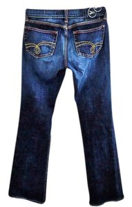 L'Avion Vintage Straight Leg Jeans-Medium Wash