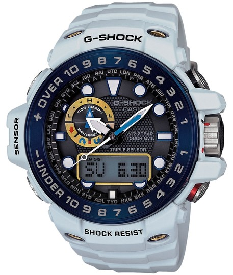 G-Shock G Shock Men's watch GWN1000E-8ACR Multi Analog/Digital f