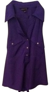 Rock & Republic Top Purple