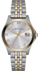 Marc by Marc Jacobs Marc by Marc Jacobs The Slim Mini Two Tone Watch mbm3325
