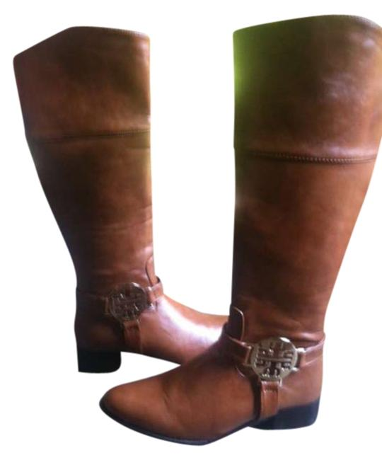 Item - Brown Boots/Booties Size US 8