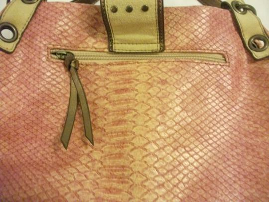 Other With Synthetic Snake Skin Taste Of Italy Shoulder Bag