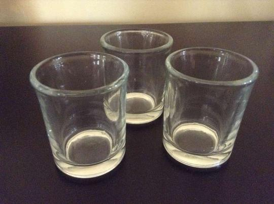 Clear Glass Holders Votive/Candle