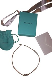 Tiffany & Co. Tiffany,&,Co.,Sterling,Silver,Infinity,Necklace