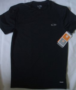 Champion T Shirt Black