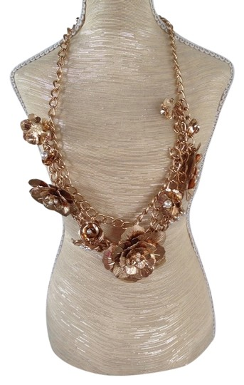 Other Gold And Pearl Floral