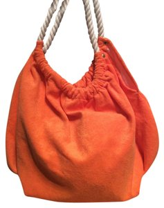 Expert Orange Beach Bag