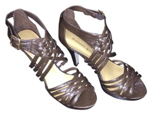 Madden Girl Brown Platforms