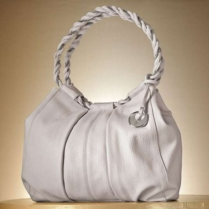 Jennifer Lopez Tote in Crystal Grey
