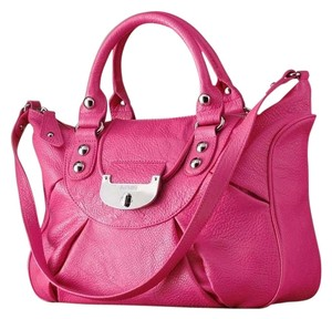 Jennifer Lopez Satchel in Wildberry