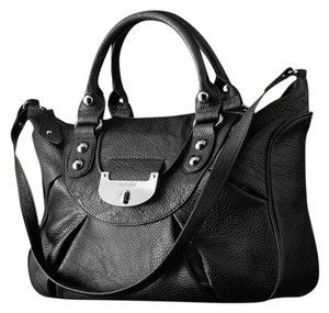 Jennifer Lopez Satchel in Black