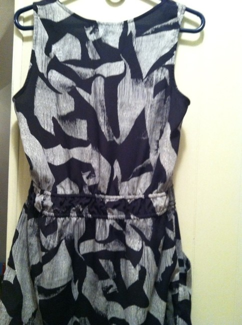 Forever 21 short dress Black And White on Tradesy