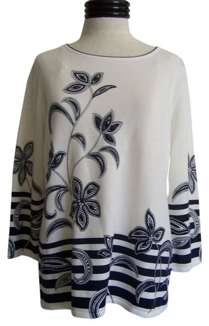 Preload https://item2.tradesy.com/images/alfred-dunner-sweater-3689056-0-0.jpg?width=400&height=650