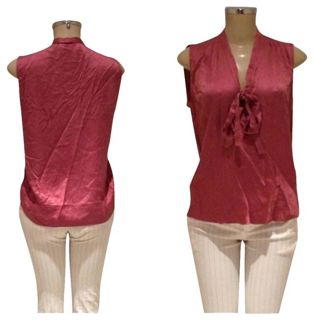 Preload https://item2.tradesy.com/images/max-mara-pink-blouse-size-4-s-368976-0-0.jpg?width=400&height=650