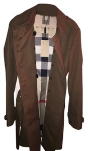 Burberry Trench Coat Brit Military Jacket