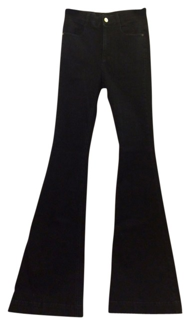 Preload https://img-static.tradesy.com/item/3690361/stella-mccartney-dark-navy-rinse-flare-leg-jeans-size-27-4-s-0-0-650-650.jpg