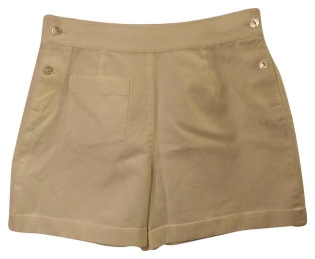 Preload https://item5.tradesy.com/images/ralph-lauren-white-cotton-high-waisted-cuffed-shorts-size-6-s-28-3691174-0-0.jpg?width=400&height=650