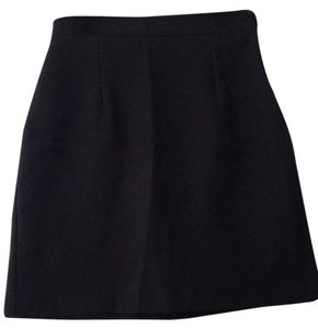 A-List Skirt Black