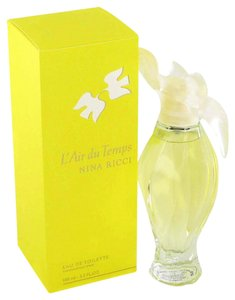 Nina Ricci L'air Du Temps By Nina Ricci Eau De Toilette Spray 1 Oz