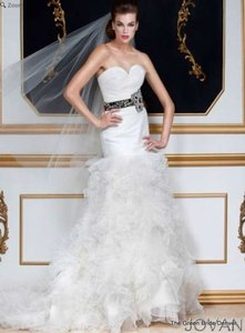 Jovani Fit N Flare Wedding Dress Wedding Dress