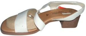 Montego Bay Club white Sandals