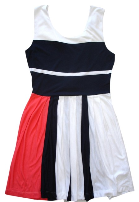 Preload https://item3.tradesy.com/images/french-connection-whitenavycoral-medina-stripe-above-knee-short-casual-dress-size-8-m-3691687-0-0.jpg?width=400&height=650