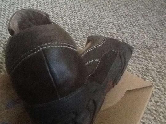 Steve Madden Mens Casual Brown Athletic