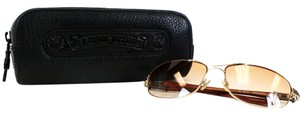 Chrome Hearts Chrome Hearts Sunglasses Herman WGP-WMH Marksmen Wood Grain Finish