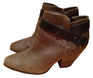 Dolce Vita Leather Green Boots