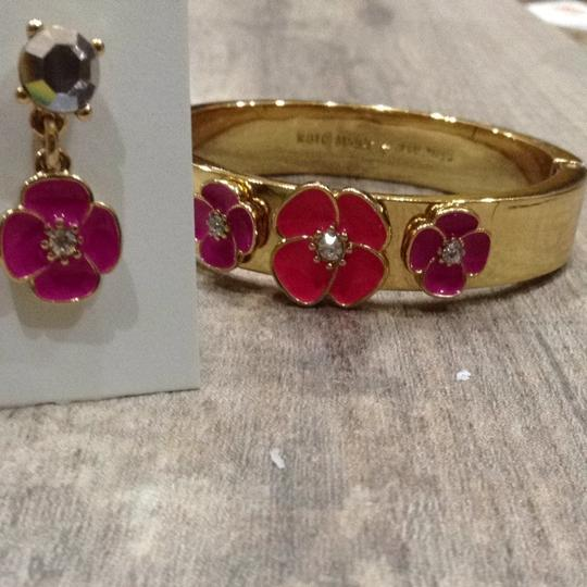 Kate Spade Kate Spade Girly Pink Flower Set